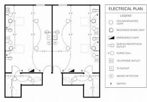 Bathroom Wiring Plan : patient room electrical plan parra electric inc ~ A.2002-acura-tl-radio.info Haus und Dekorationen
