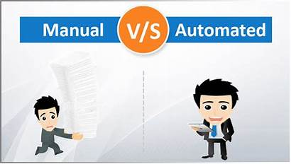 Manual Automated System Between Difference Analysis Reporting