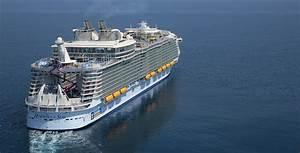 Aerial photos o... Royal Caribbean