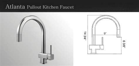 kitchen faucets atlanta atlanta pullout kitchen faucet