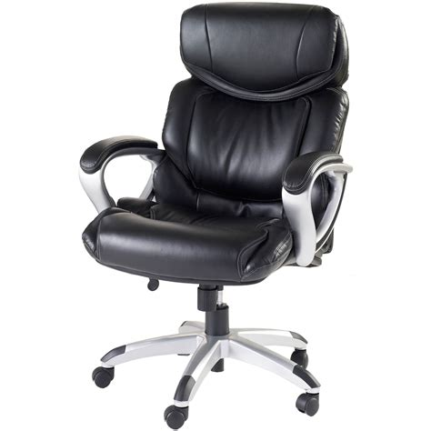true innovations black big and executive chair