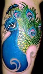 Peacock tattoo   Tattoos   Pinterest
