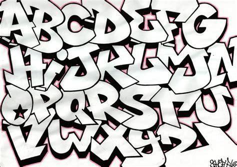 alphabet letters in graffiti bubbles graffiti writing alphabet graffiti collection