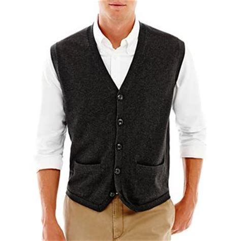 jcpenney mens sweaters haggar sweater vest jcpenney 39 s fashion