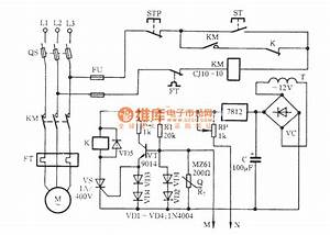Motor Thermistor Wiring Diagram