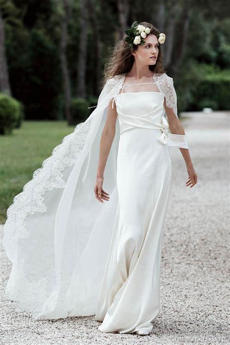 Alberta Ferretti Bridal Forever 2016 Wedding Dresses
