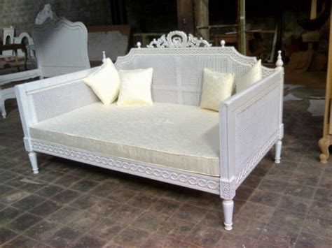 Antique Reproduction Furniture-french Daybed