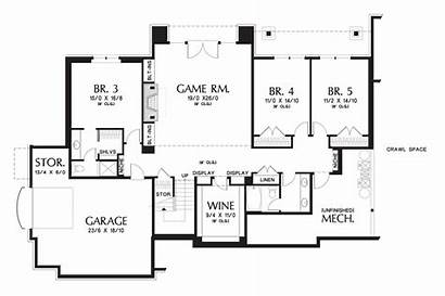 Plan Floor Plans Simple Country Hendrick Cool