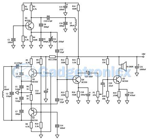 bfo metal detector gadgetronicx