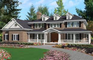 colonial homes floor plans grand colonial 3100 5 bedrooms and 4 baths the house designers