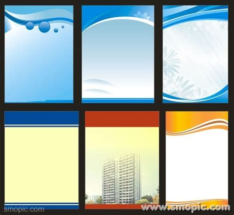 vector  banner stand roll  background design template