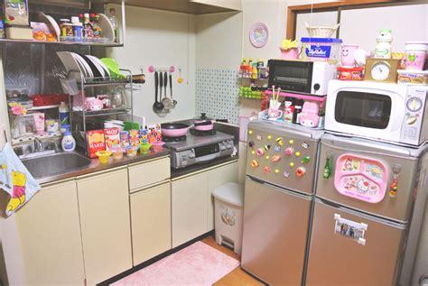 Kawaii Refrigerator Magnets In Kaila's Little Kitchen