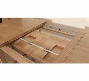 Table Chene Massif : table ch ne massif bella 160cm 3708 ~ Melissatoandfro.com Idées de Décoration