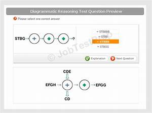Preparation For Saville Diagrammatic Tests  Output