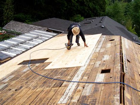 Shiplap Decking by Hillside Roofing Gallery Quality Roofing