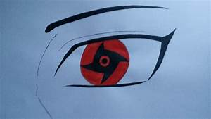 Image Gallery Sharingan Drawing