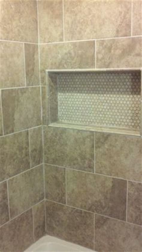 Shower Niche Height - great idea an integrated shower foot rest located at 18