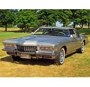Buick Riviera Silver Arrow III 1972  Old Concept Cars