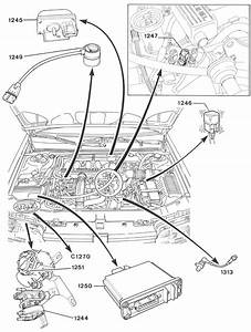 Peugeot 605 Wiring Diagram