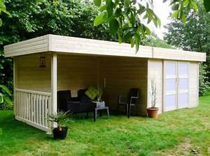 Choisir sa cabane de jardin Elle Décoration