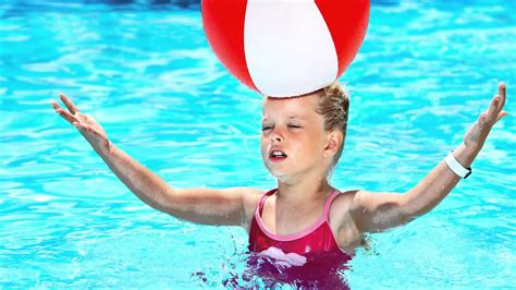 Swimming Pool Games For The Family
