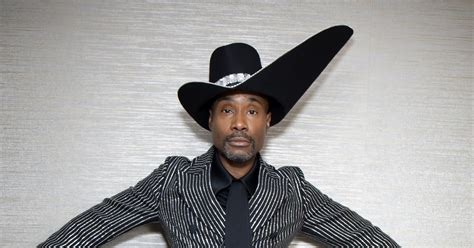How Billy Porter Got His Skin Glowing For The Emmys Los