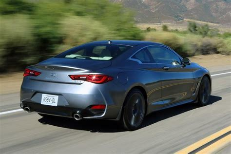 2018 Infiniti Q60 New Car Review Autotrader