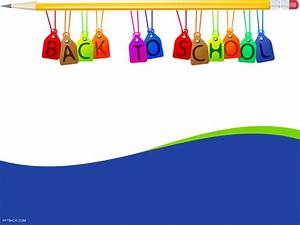 School Powerpoint Background - PowerPoint Backgrounds for ...