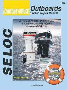 Johnson  Evinrude Outboards  1973