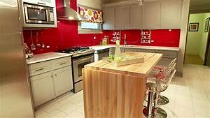 tips to remodel a small l shaped kitchen midcityeast With have tight budget go with narrow kitchen island