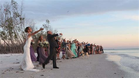 rustic florida beach wedding mangroves by the sea