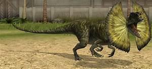 Dilophosaurus/JW: TG | Jurassic Park wiki | FANDOM powered ...  Dilophosaurus