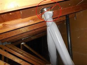 Leaking, Around, The, Bathroom, Fan