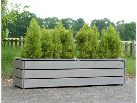 Mit Pflanzkasten by Pflanzkasten Lang Mit Pflanzeinsatz Heimisches Holz