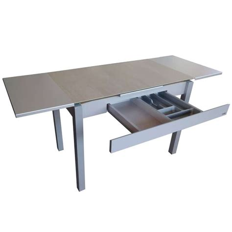 table cuisine ceramique beautiful table de jardin aluminium iris gallery awesome interior home satellite delight us