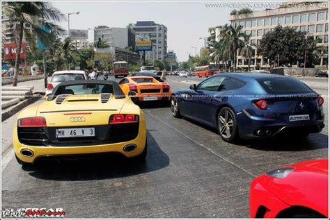 Ferrari Has Launched The Ff In India On 31st Oct `11