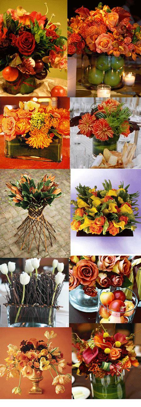 Memorable Wedding Creative Fall Wedding Centerpiece Ideas