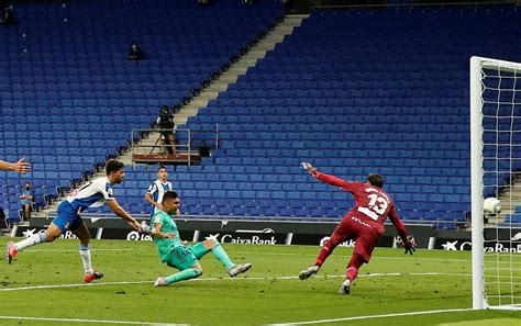 La Liga: Real Madrid moves top after Espanyol victory ...