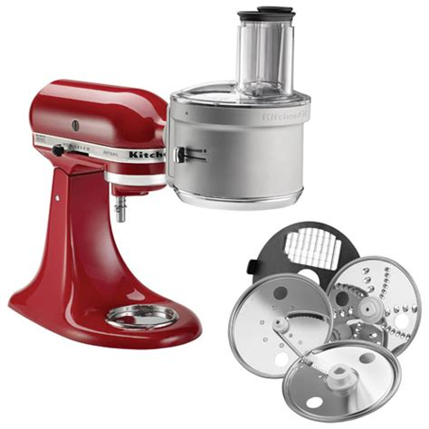 Kitchenaid Food Processor Attachment  Stand Mixer