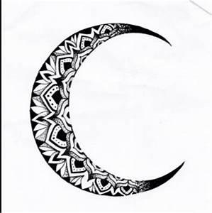 Lune Dessin Tatouage : plantillas de tatuajes de lunas gratis tattoos ~ Melissatoandfro.com Idées de Décoration