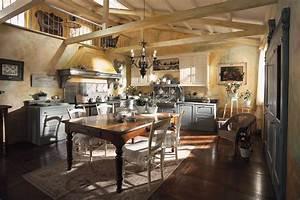 Küchen Vintage Style : shabby chic k che aus vollholz edle landhausk chen ~ Sanjose-hotels-ca.com Haus und Dekorationen