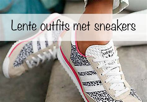 lente outfits met sneakers facebeauty