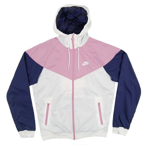 nike light pink windbreaker nike windrunner men s jacket uk life style by