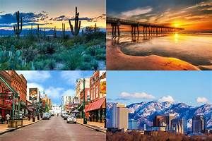 The 17 Best Affordable Destinations in the USA 2017-18 ...