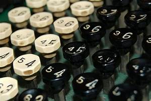 Free Number Crunch 2 Stock Photo - FreeImages.com
