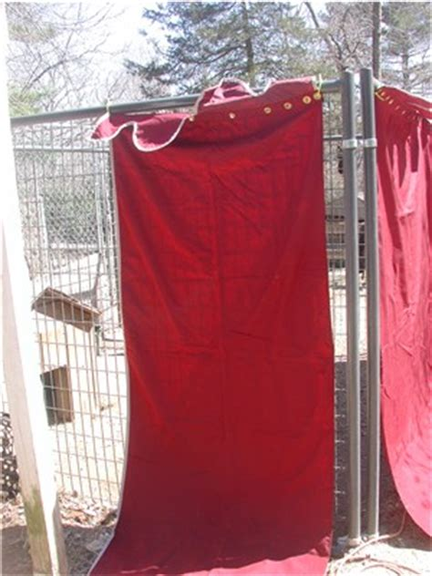 stall drapes horse show curtains stall decorations ebay
