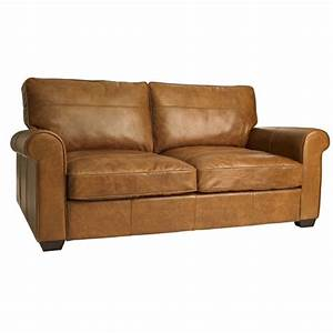 Small leather sofa beds sofa small leather bed beds for es for Leather sofa bed