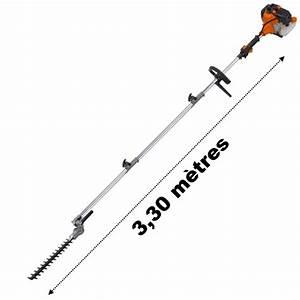 Taille Haie Sur Perche : taille haies thermique sur perche 52 cm3 3 cv longueur ~ Dailycaller-alerts.com Idées de Décoration