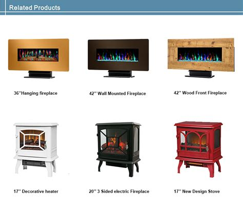master flame manufacturer wall electric fireplace firebox