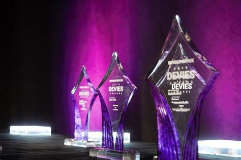 2020 DEVIES Award Winners - DeveloperWeek